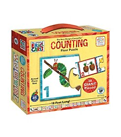 BePuzzled® The Very Hungry Caterpillar™ 26-pc. Counting Floor Puzzle