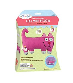 My Studio™ Girl Sew-Your-Own Cat Mini Pillow