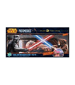 Buffalo Games™ Star Wars™ Photomosaics: Duel on the Death Star 750-pc. Panoramic Puzzle