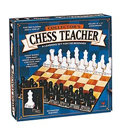 Cardinal® Collector's Chess Teacher Premier Edition