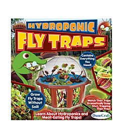DuneCraft Hydroponic Fly Traps™ Dome Terrarium