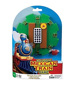 Fundex® Mexican Train Domino Game Hub
