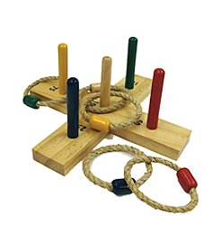 Quoits Outdoor Toss Game