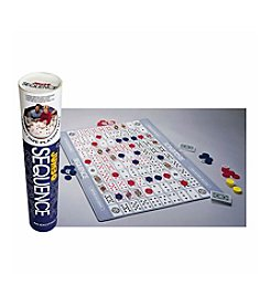 Jumbo Sequence® Game in a Tube