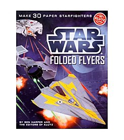 Disney® Star Wars™ Folded Flyers