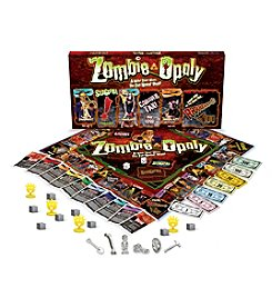 Late for the Sky® Zombie-opoly Board Game