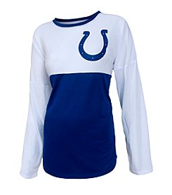 College Concepts NFL® Indianapolis Colts Women's Vortex Tee
