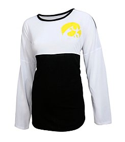 College Concepts NCAA® Iowa Hawkeyes Women's Vortex Tee