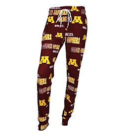 College Concepts NCAA® Minnesota Golden Gophers Women's Sweep PJ Pants