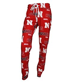 College Concepts NCAA® Nebraska Cornhuskers Women's Sweep PJ Pants