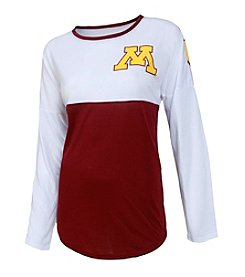 College Concepts NCAA® Minnesota Golden Gophers Women's Vortex Tee