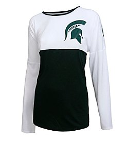 College Concepts NCAA® Michigan State Spartans Women's Vortex Tee