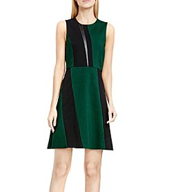 Vince Camuto® Sleeveless Color Block Dress