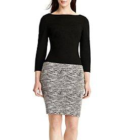 Lauren Ralph Lauren® Seasonless Knit Dress