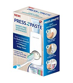 As Seen on TV Press2Paste Dispenser