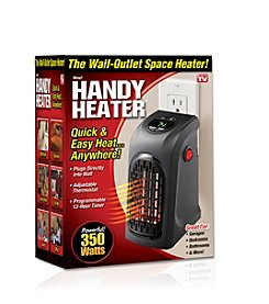 As Seen on TV Handy Heater Plug-In Personal Heater