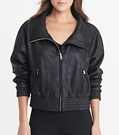 Lauren Ralph Lauren® Coated Fleece Jacket