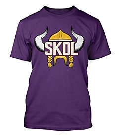 Minnesota Men's Skol Short Sleeve Tee
