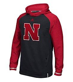 adidas® NCAA® Nebraska Cornhuskers Men's Sideline Player Hoodie