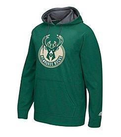 adidas® NBA®  Milwaukee Bucks Men's Tip Off Playbook Hoodie
