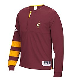adidas® NBA® Cleveland Cavaliers Men's Shooter Long Sleeve Tee