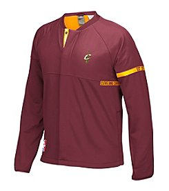 adidas® NBA® Cleveland Cavalier Men's On-Court Jacket