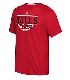 adidas® NBA® Chicago Bulls Men's Balled Out Short Sleeve Tee