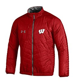 Under Armour® NCAA® Wisconsin Badgers Men's Filled Stands Jacket