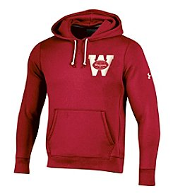 Under Armour® NCAA® Wisconsin Badgers Men's Iconic Hoodie
