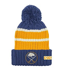 Reebok® NHL® Buffalo Sabres Watch Cap Cuffed Pom Hat
