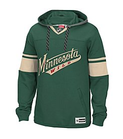 Reebok® NHL&reg Minnesota Wild Men's Jersey Hoodie