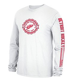 Reebok® NHL® Detroit Redwings Men's Icon Tee