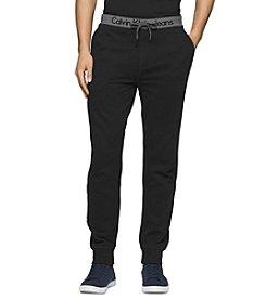 Calvin Klein Jeans® Men's Logo Waistband Joggers
