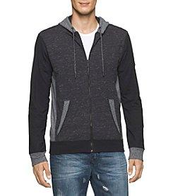 Calvin Klein Jeans® Men's Texture Block Hoodie