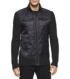 Calvin Klein Jeans® Men's Cargo Full Zip Jacket