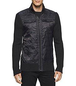 Calvin Klein Jeans® Men's Cargo Full Zip Jacket