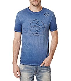 Buffalo by David Bitton Men's Tamur Short Sleeve Tee