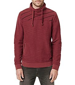 Buffalo by David Bitton Men's Fatex Long Sleeve Terry Pullover