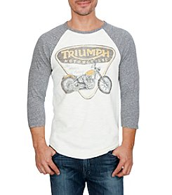 Lucky Brand® Men's Triumph Motorcycles Graphic Tee
