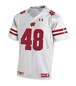 Under Armour® NCAA® Wisconsin Badgers Men's #48 Replica Jersey