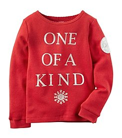 Carter's® Girls' 2T-8 One Of A Kind Tee