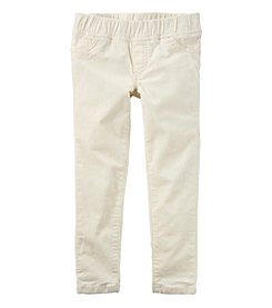 Carter's® Girls' 2T-8 Corduroy Pants
