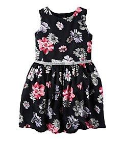 Carter's® Girls' 2T-8 Floral Dress