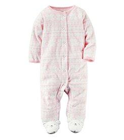 Carter's® Baby Girls' Fair Isle Footie