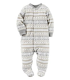 Carter's® Baby Boys' Fair Isle Footie