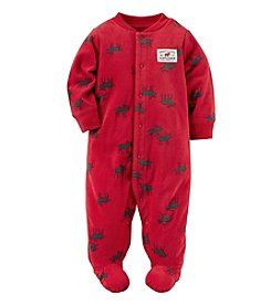 Carter's® Baby Boys' Moose Footie