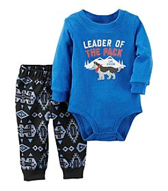 Carter's® Baby Boys' 2-Piece Leader Bodysuit Set