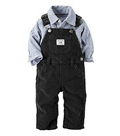 Carter's® Baby Boys' 2-Piece Cord Coverall Set