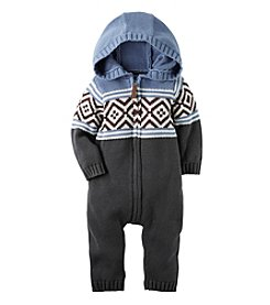 Carter's® Baby Boys' Geo Sweater Coverall
