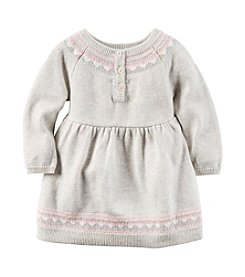 Carter's® Baby Girls' Geo Sweater Dress